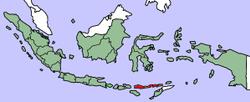 Lokasi Larantuka