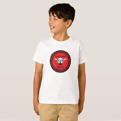 herd nerd SPICE Kids' Hanes TAGLESS® T-Shirt