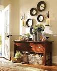 Small Size Entryway Design With Oak Sideboard 4614, Simple Small ...