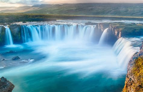 top  biggest waterfalls   world