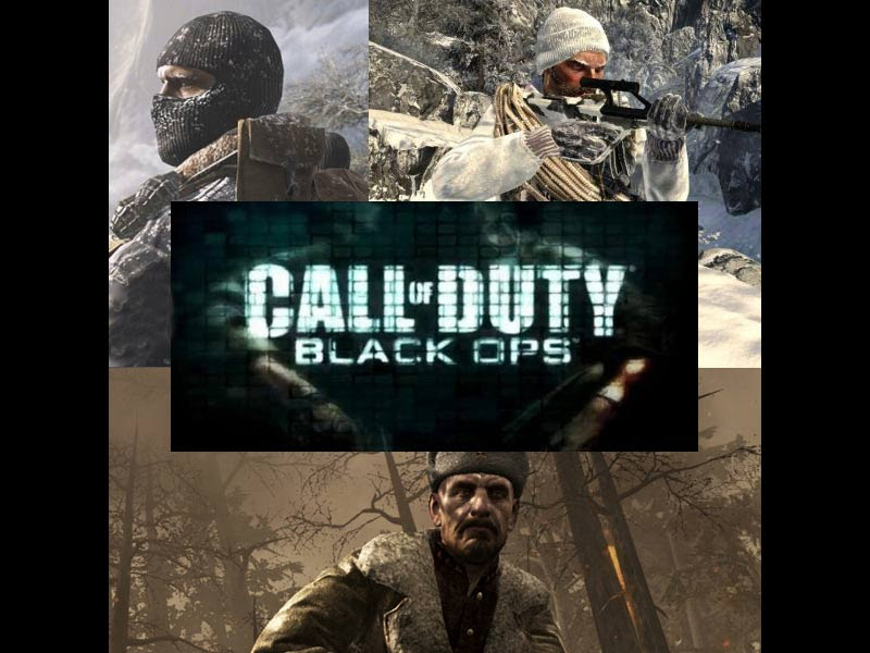 call of duty black ops guns pics. Call of Duty: Black Ops is