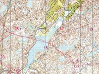 Maps from 10mila training
