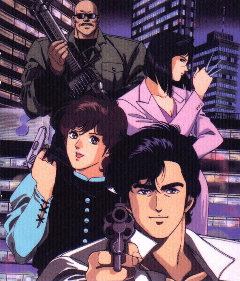 City Hunter Poster 007 - City Hunter : animea Photo ...