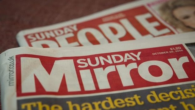Mirror Group Newspapers