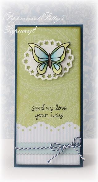 Sending love your way!