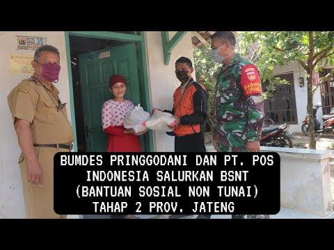 Penyaluran BSNT Tahap 2  oleh PT POS Indonesia