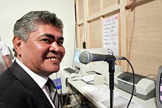 Alvino Batista Soares é o popular Sombra