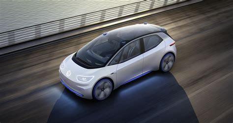 volkswagen id electric car  launch