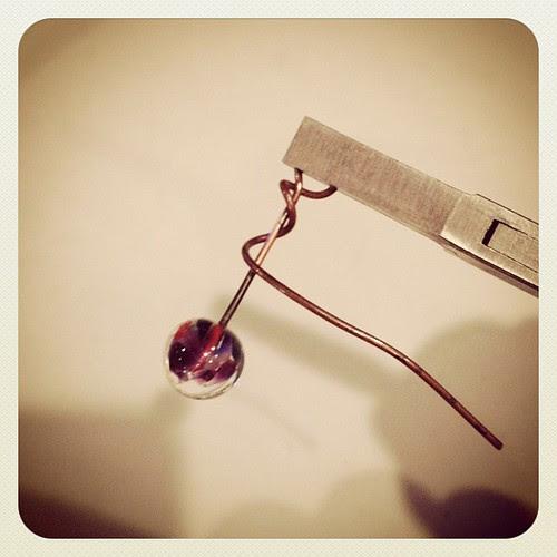 Glass headpins tutorial glass addictions by jennifer cameron