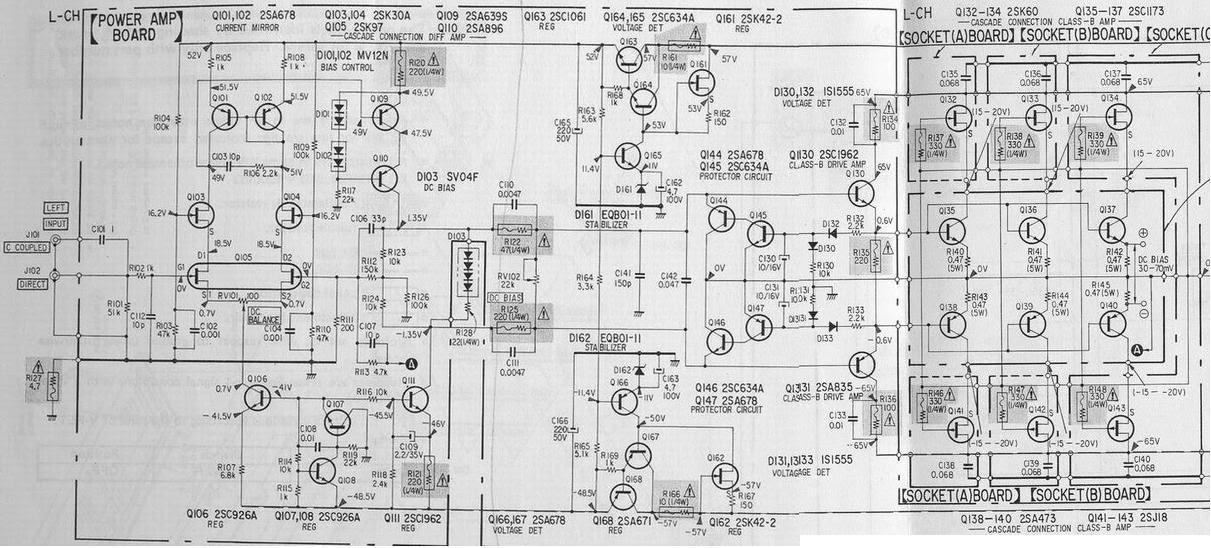Amplimos One Stage Amplifiers Amplificatori Audio Monostadio