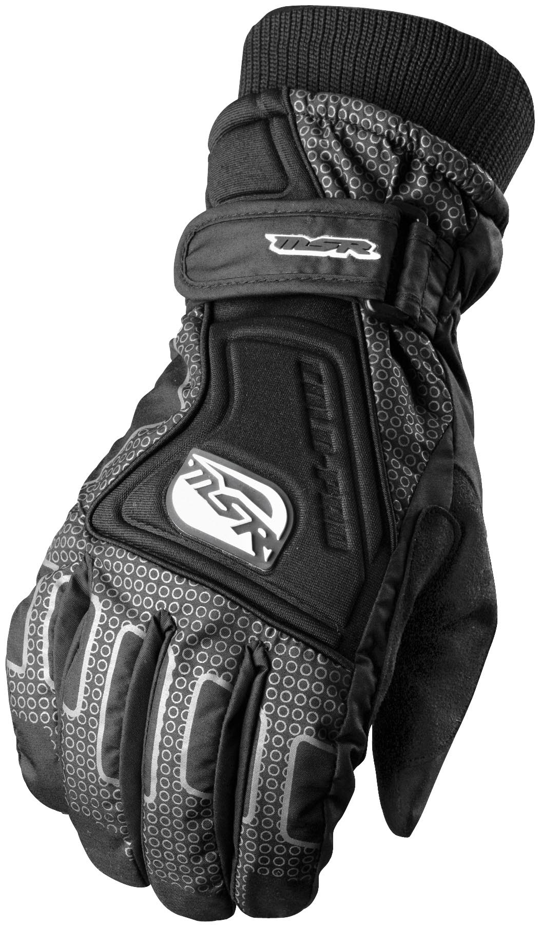 MSR Cold Pro Waterproof Thinsulate Motorcycle Gloves