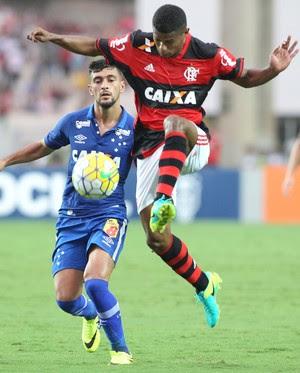 Márcio Araújo (Foto: Gilvan de Souza / Flamengo)