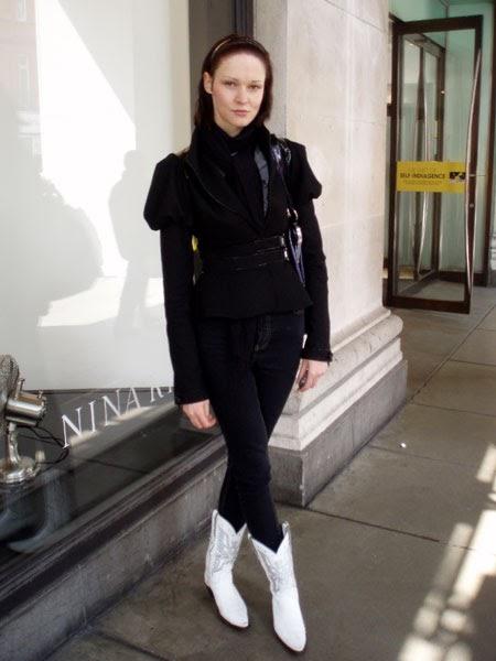 The Style Scout London Street Fashion Selfridges Oxford Street London