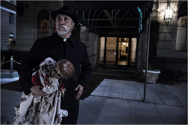 Annabelle : Photo Tony Amendola