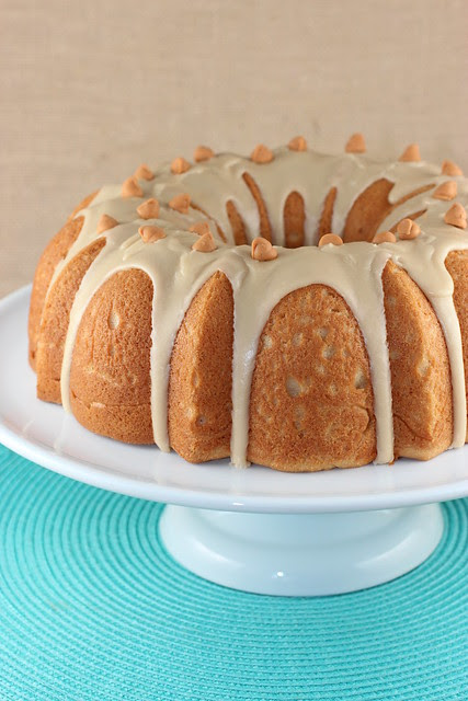 Butterscotch Bundt - I Like Big Bundts