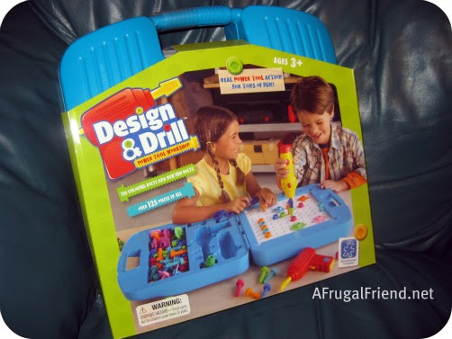 Design Drill Power Tool Workshop Ages 3 And Up Review