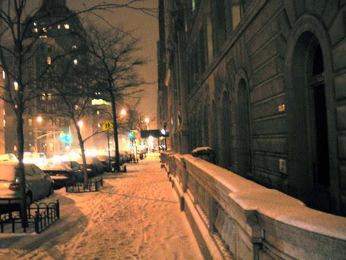 Snowy UWS