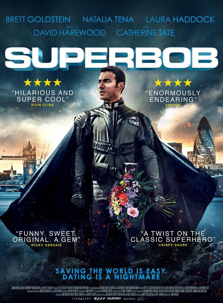 póster de Superbob