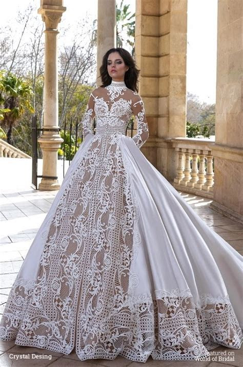 Crystal Design 2016 Wedding Dresses   World of Bridal
