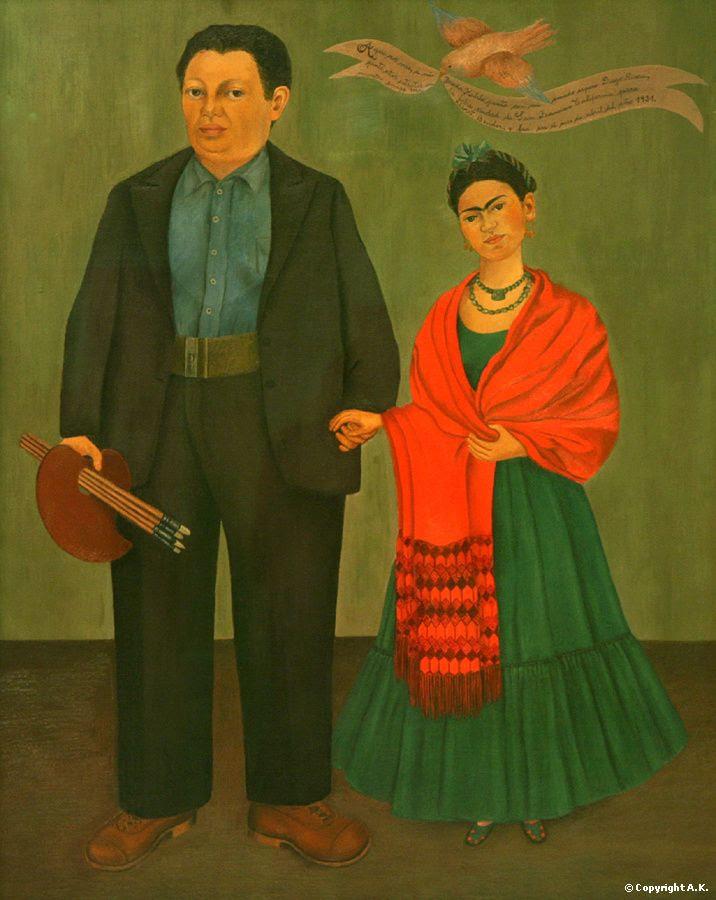 Frida Kahlo Concha Mayordomo