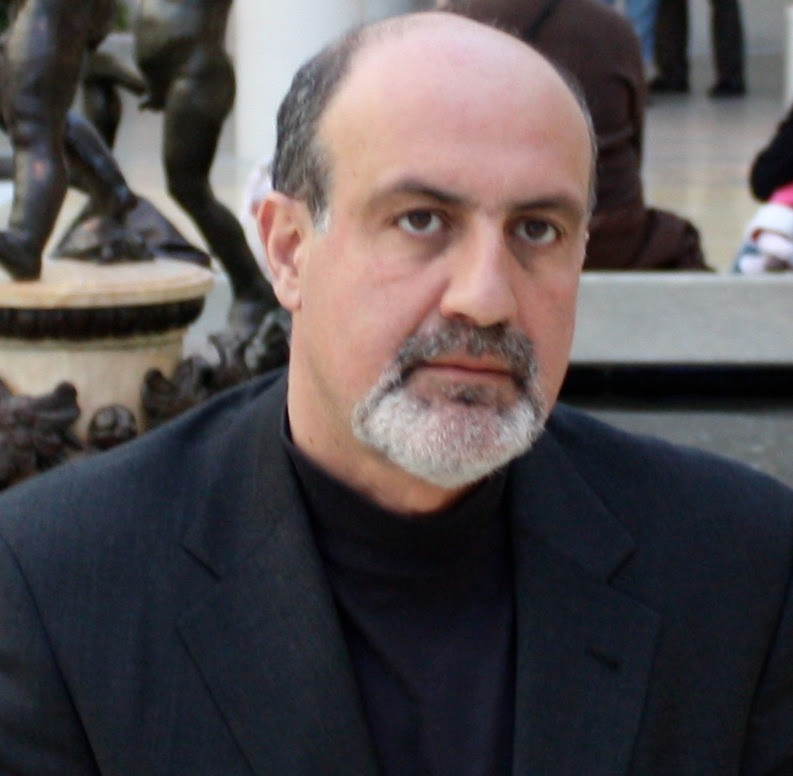 Nassim Nicholas Taleb (1960)