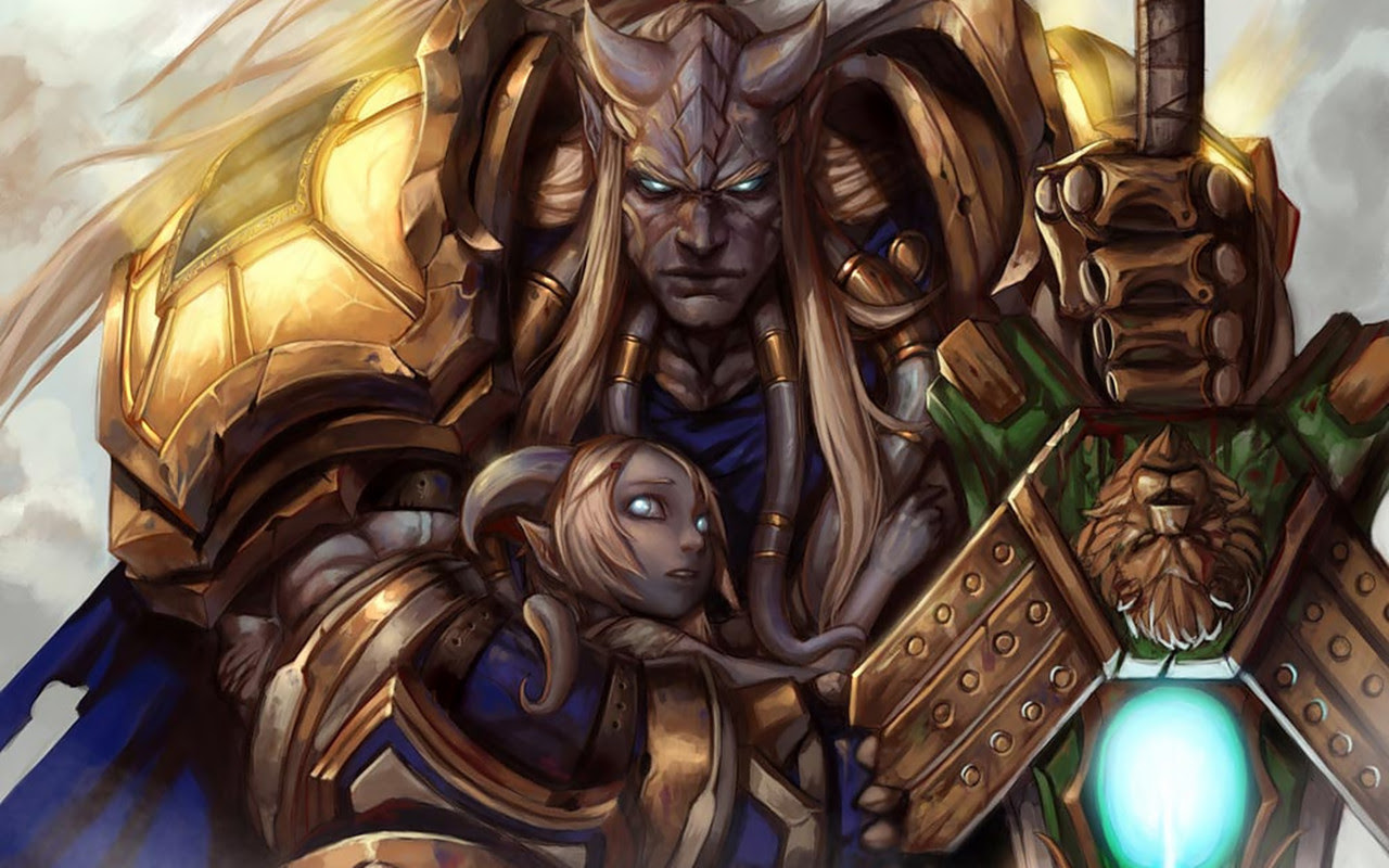 World Of Warcraft Paladin Wallpaper Sf Wallpaper