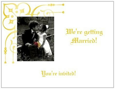 20 African American WEDDING Save the DATE Kids KISSING