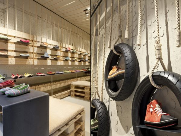 How Commercial Spaces Use Recycled Materials  In Beautiful