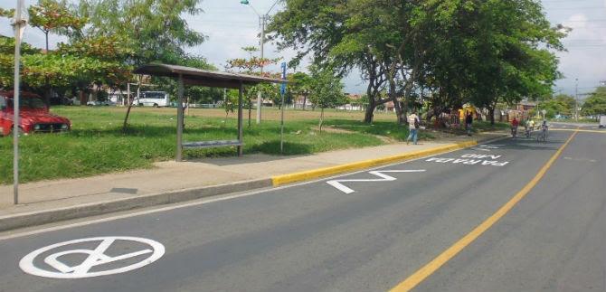 MIO beneficia con mejoramiento de vías y rutas a la comuna 15