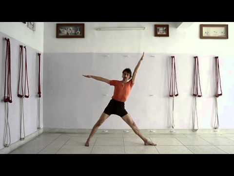 b k iyengar yoga poses