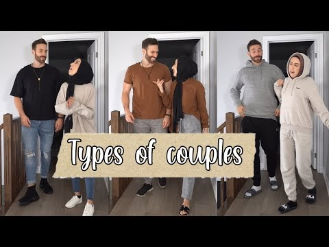 Different Types of Couples! #shorts