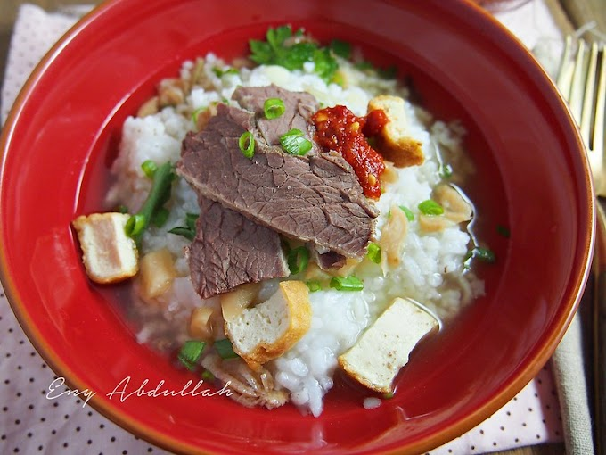 Moi Sup Daging Utara
