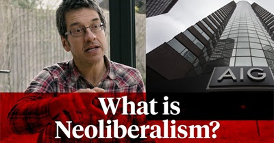 "George Monbiot on Neoliberalism: ""A Self-Serving Racket"""