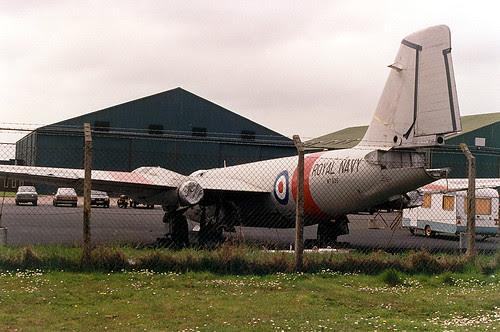 T.22 WT525 Ex FRADU St Athan 130291