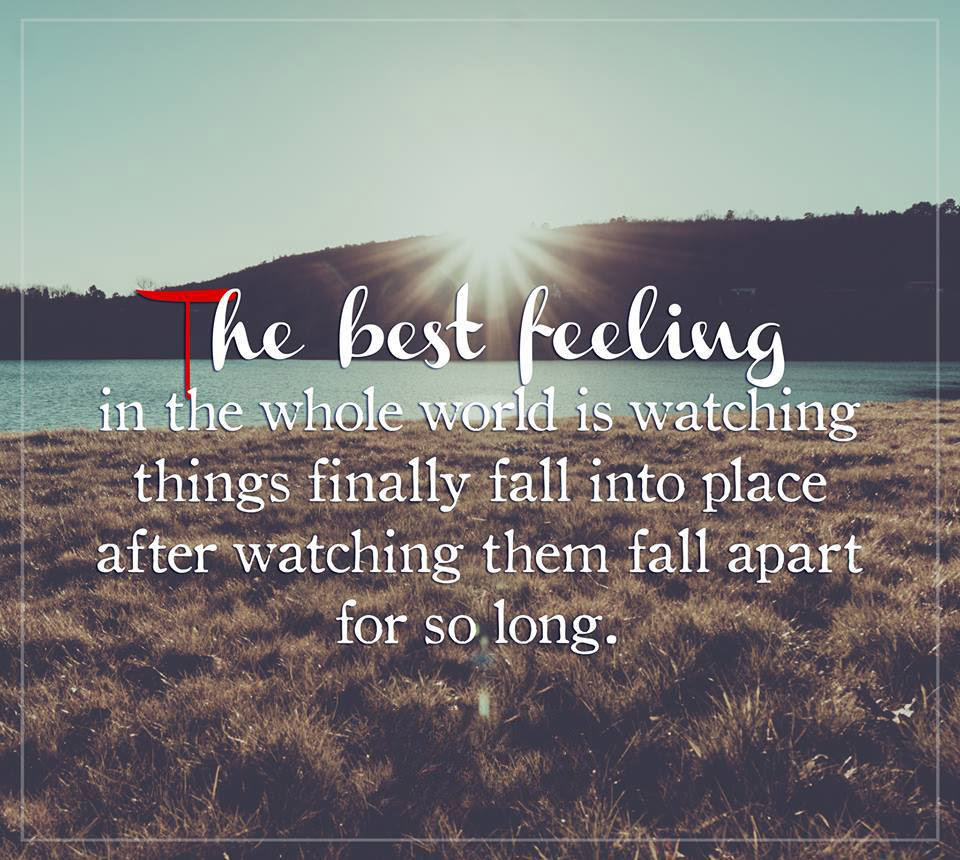 The Best Feeling Quotes Area