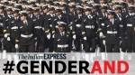 The military women and the fight to be equal