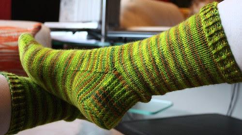 socks for Kellee (by aswim in knits)
