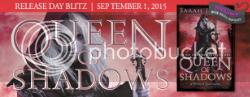 Queen of Shadows Release Day Blitz