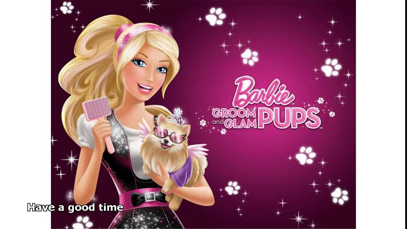 Barbie Wallpaper SF Wallpaper