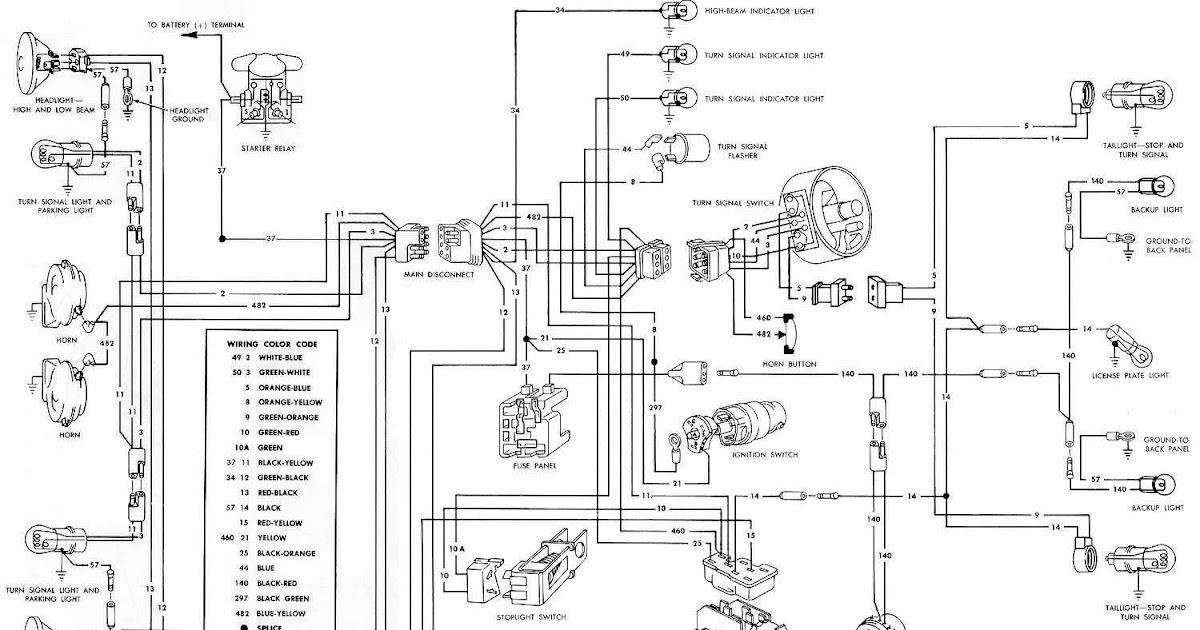 1966 Ford Mustang Wiring Diagram Manual Reprint ...