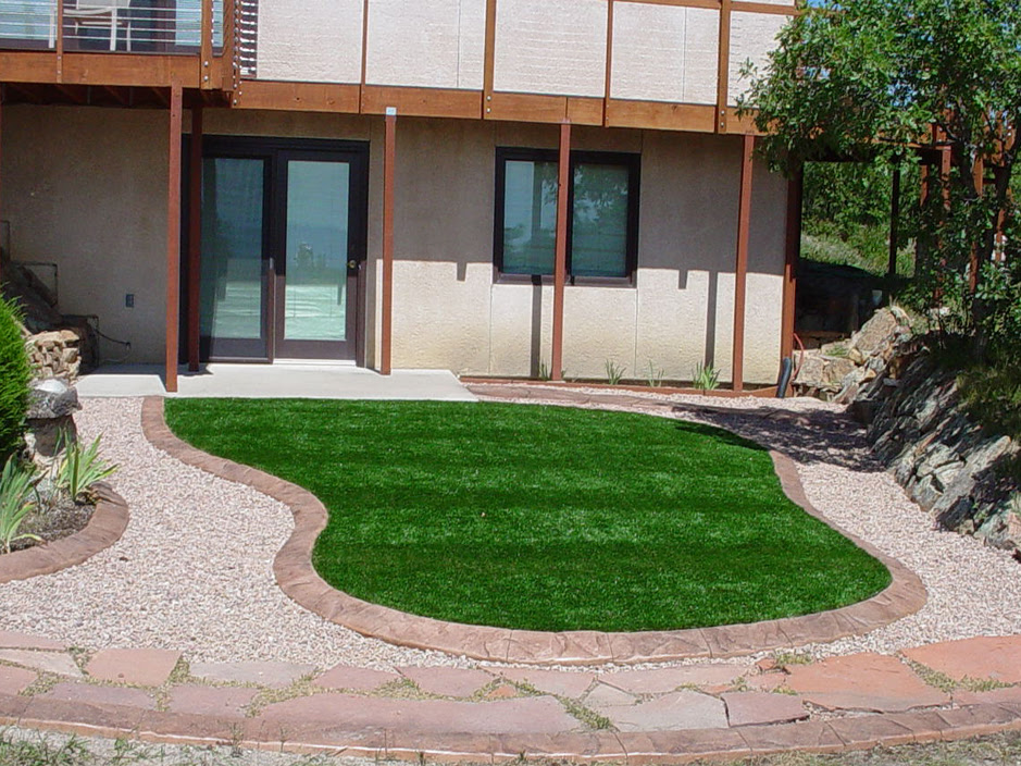 Synthetic Turf Alvin, Texas Landscape Photos, Front Yard ...