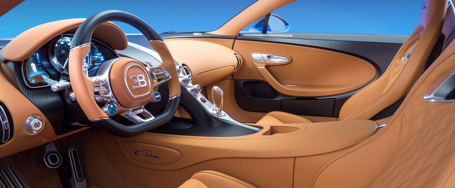 Bugatti unveiled the world's fastest car, its new £2 ...