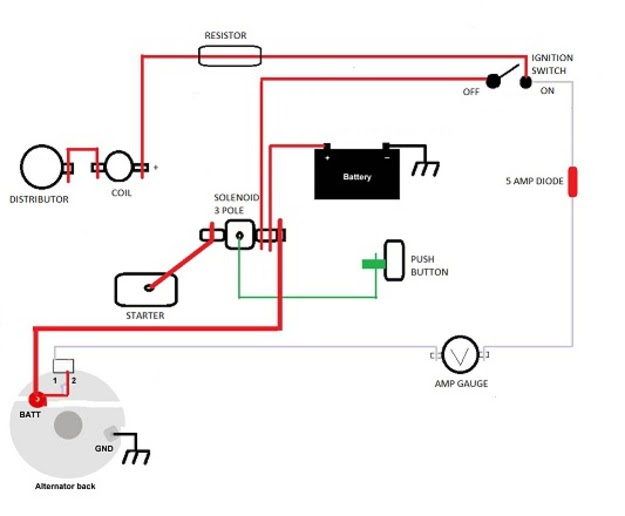 10 Si Alt Wiring Acdelco Diagram