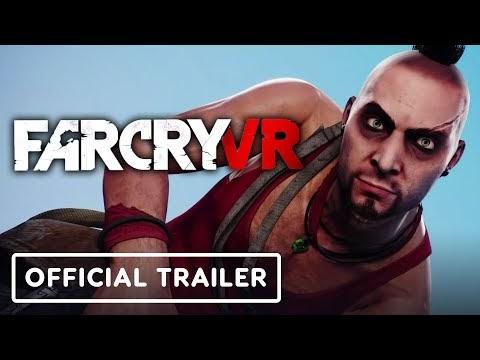 Far Cry VR - Official Announcement Trailer | Ubisoft Forward