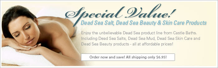 dead sea products in US
