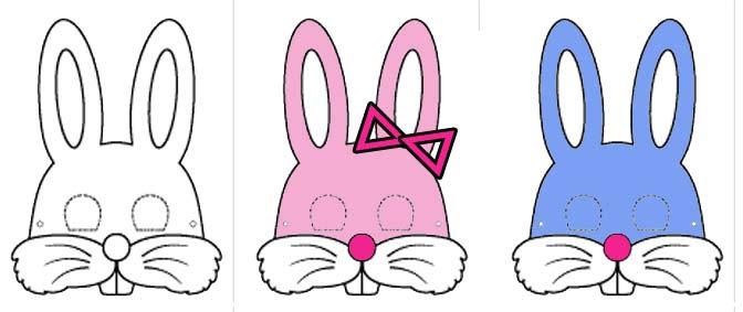 Tavşan Maskesi Yapalım Arabulokucom