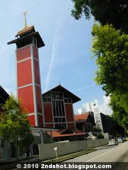 Masjid Kampung Siglap