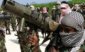Al-Shabab fighters are very much in evidence in Somalia. Despite claims by the US-backed regime in Mogadishu and Kismayo, the Islamic resistance is still struggling. by Pan-African News Wire File Photos