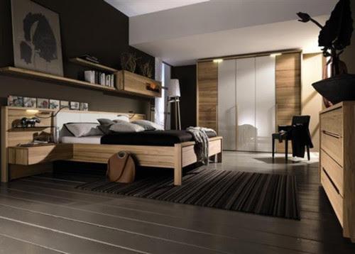 20 Desain Interior Rumah Warna Coklat yang Mewah Part 2