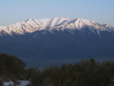Flat Top Mountain 10620 Utah